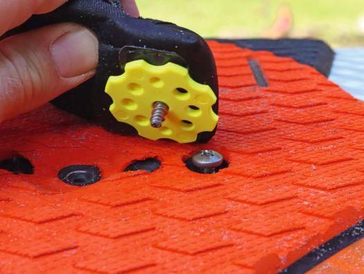 Verdrehschutz für Fußschlaufen von S4lt