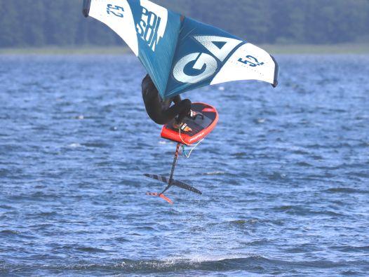 Das Wingboard JP X-Winger im Test