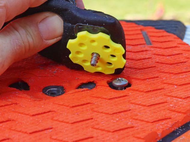 Test: Salt ATW Verdrehschutz für  Fußschlaufen