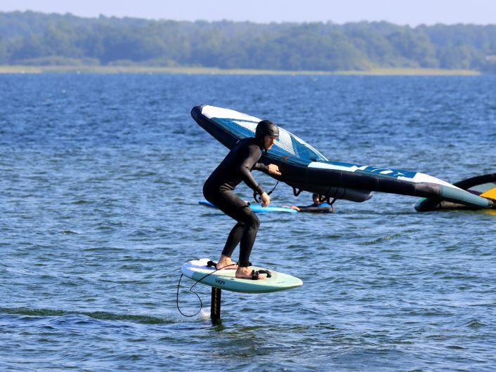 Das Wingboard Vayu Fly im Test