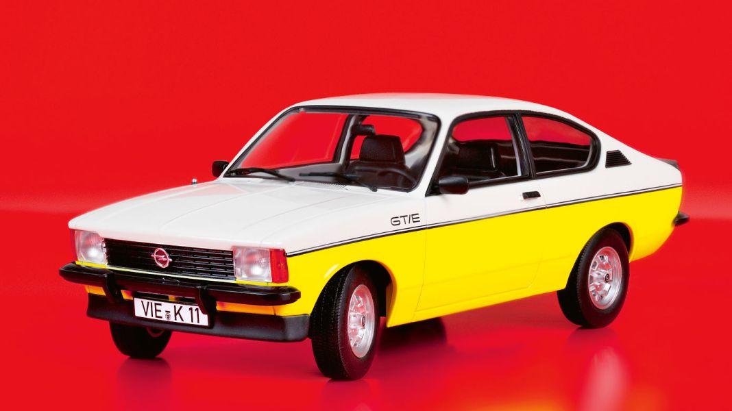 '77 Opel Kadett GT/E Coupé von Norev in 1:18: GT-Boah-ey!