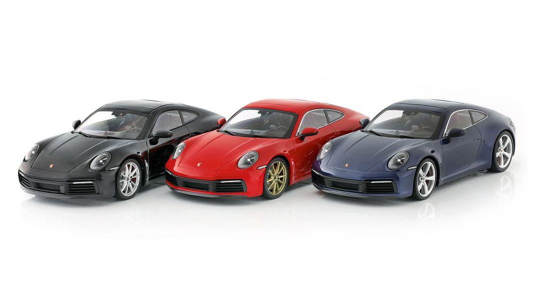 Colour-Boost: Sonder-Elfer für CK-Modelcars in 1:43
