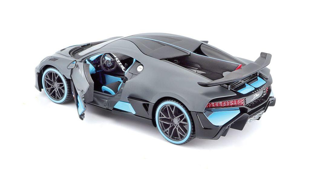 Divo, die Zweite: '19 Bugatti Divo von Maisto/ Bauer in 1:24