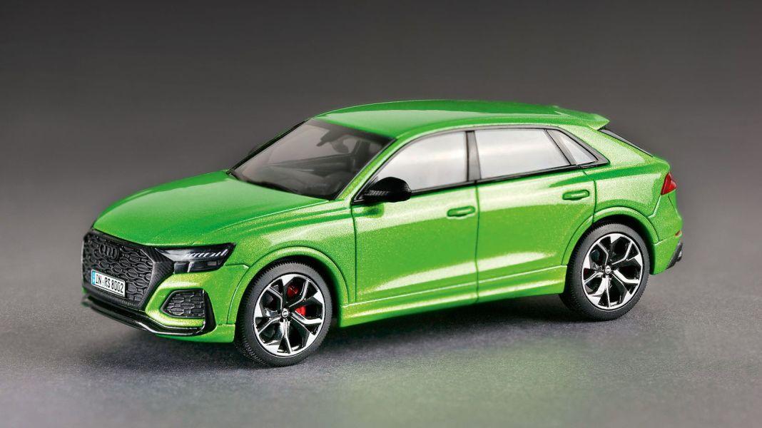 Besser als schnell: '20 Audi RS Q8 von Jaditoys in 1:43