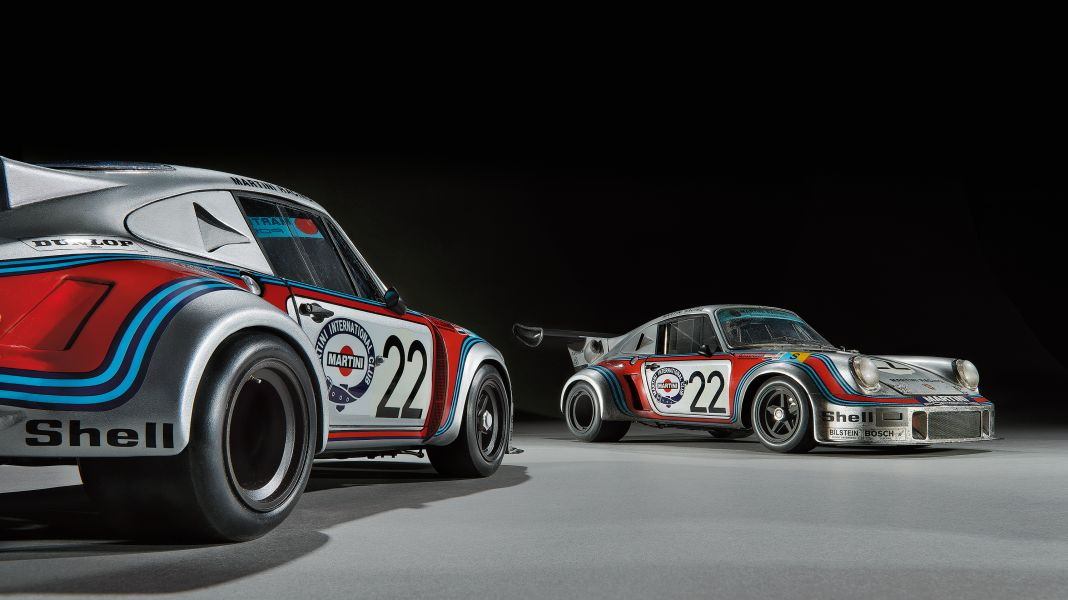 Bilderbuben-Elfer: '74 Porsche 911 RSR von Ulrich Hakenjos in 1:12