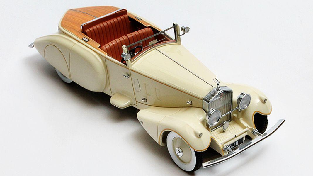 Barkers Boot: '30 Rolls-Royce Phantom von Matrix in 1:43