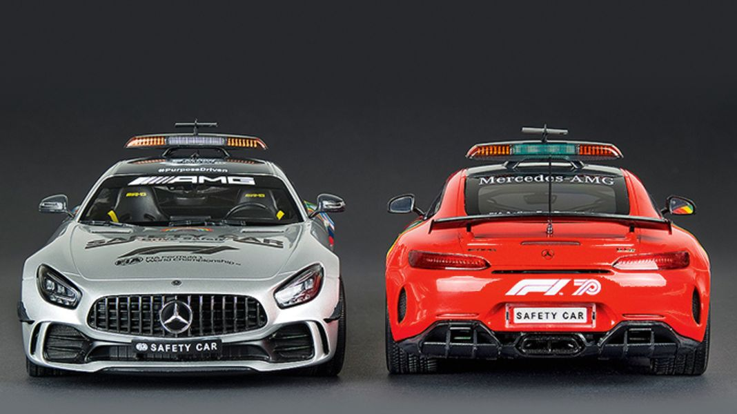 Was in Zukunft läuft: Mercedes zieht den roten Hut