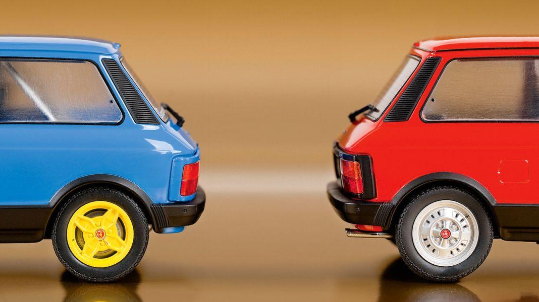 Der Brioni-Mini: Autobianchi A112 von Solido in 1:18