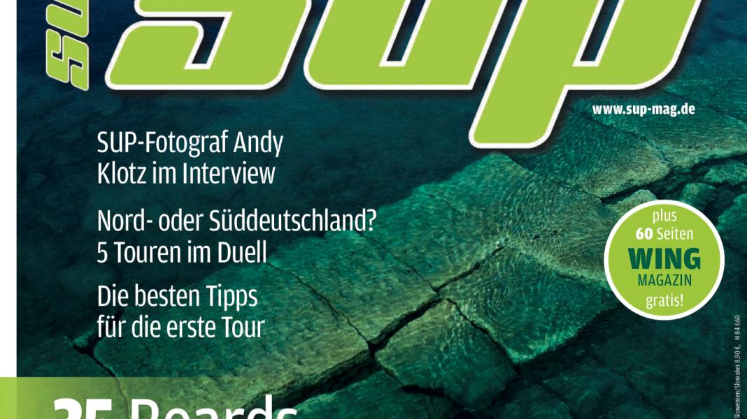 Neues SUP Magazin 2021
