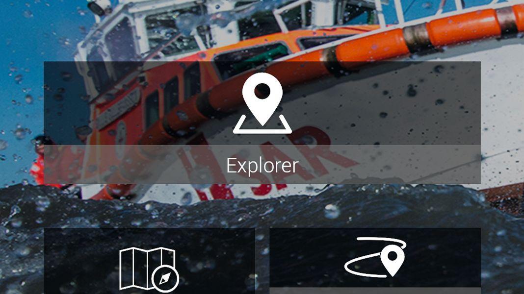 SafeTRX – die Sicherheits-App der Seenotretter