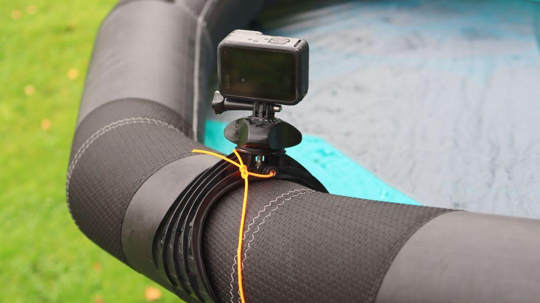 Cam-Halterung für Wings: Flymount Aero