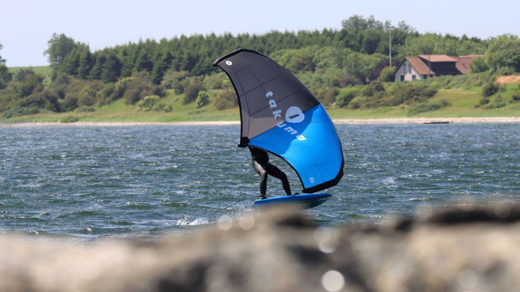 Test: Takuma WK Wing von Decathlon