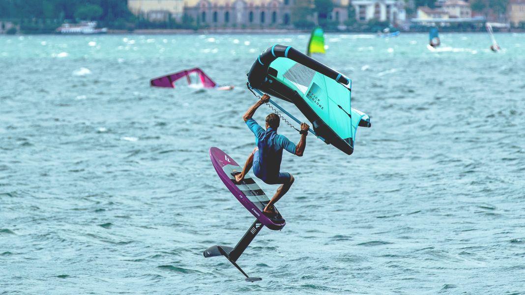 Springen beim Wingsurfen – die besten Tipps!
