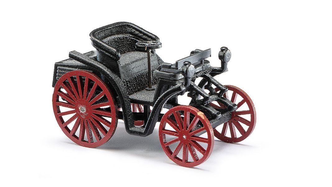 Benz-Residenz: Benz-Häuser und erste Automobile von Busch in 1:87