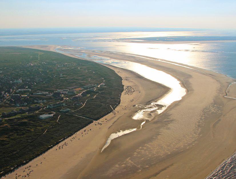 Auch viele Nordseespots sind für Wassersportler aus Naturschutzgründen tabu