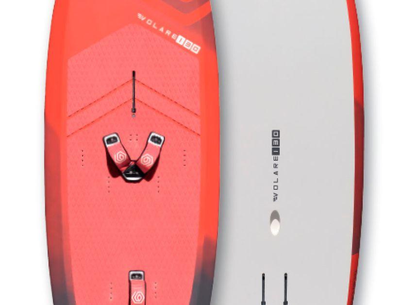 Das I-99 Crossoverboard bietet zwei Plugreihen für die Schlaufen