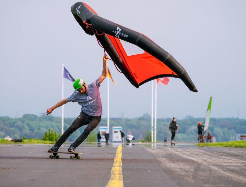 Die Grenzen von Skaten und Surfen verschmelzen