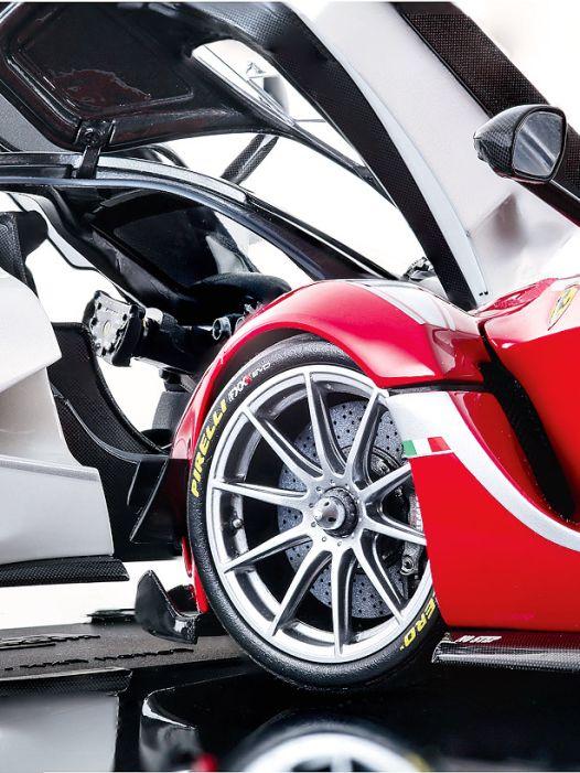 Hyper! Hyper! Ferrari FXX K Evo von BBR in 1:18