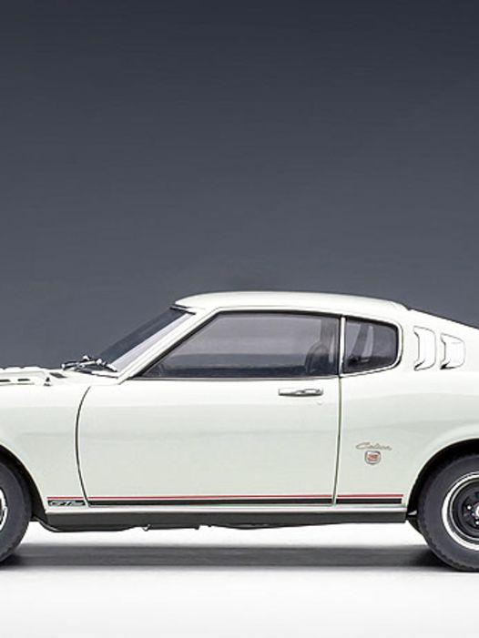 Toyota Celica: Fastback? Bei Toyota lieber Liftback-San!