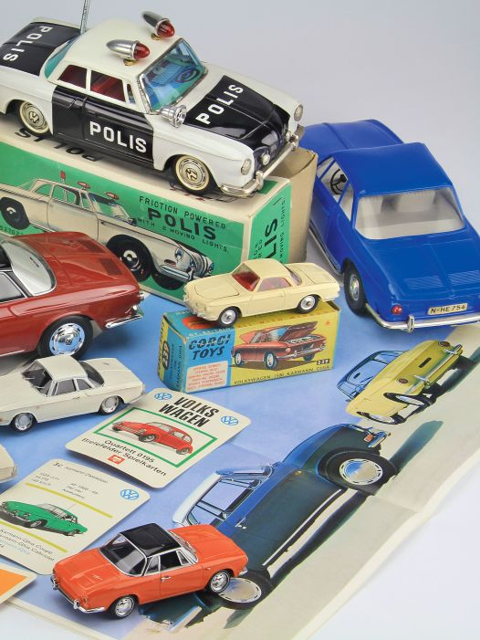 Bügelfalte von VW: Modelle zum Volkswagen Typ 34
