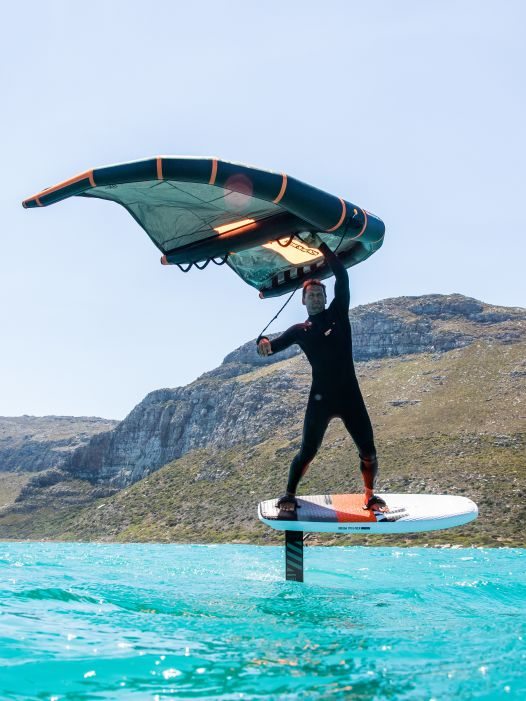 Wingboard RRD Beluga in neuen Größen