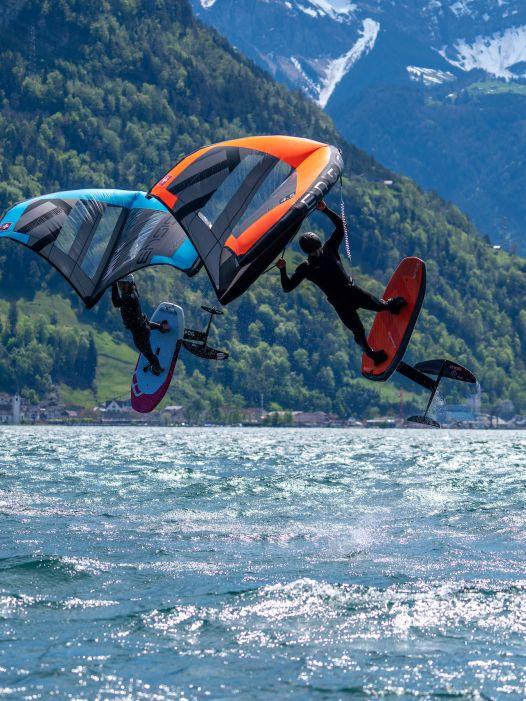 Ensis SCORE - High Performance Wing aus der Schweiz