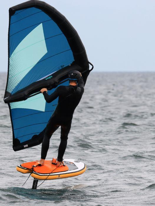 Wingboard-Neuheit im Test – Duo Plate