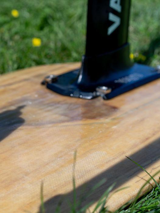 Foil-Schrauben lockern sich – was tun?