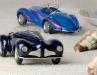 Der de-Mola- Roadster wirkt auch heute noch wie ein Alfa Romeo von einem anderen Stern – auch in 1:43