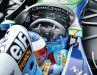 Beim 1:8-Benetton setzt Minichamps für die Dekoration auf Decals und erzielt damit im Bereich des B194-Cockpits gelungene Ergebnisse