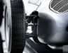 Wie gut Tecnomodel den Porsche-Monoposto 18fach verkleinert hat, zeigen das Cockpit und die Radaufhängungen