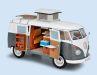 Revell leitet von seinem VW T1 als Plastikkit in 1:24 nun ein frühes Westfalia-Reisemobil ab  