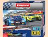 Carrera setzt beim Maßstab 1:32 auf dieses Set mit passenden FIA-Boliden von Mercedes-AMG und BMW