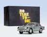 """Der Aston DB5 und die Triumph Scrambler aus dem 007-Streifen """"No Time to Die"""""""