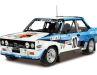 Wenn der Fiat 131 als Abarth Rallye sein Roll-out in 1:18 feiert, vergisst Solido die Röhrl-Version in 1:18 ganz bestimmt nicht