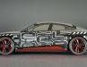 Egal ob im Serienlack oder die schrille Präsentationsversion – das Norev-Modell des Audi e-tron GT in 1:18 mit geschlossener Karosserie überzeugt