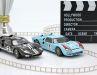Die beiden Ford GT von Shelby Collecti- bles erlauben auch in Sachen Technik gelungene Einblicke