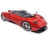 Beim Großmodell des Supersportwagens Pagani in der Baugröße 1:12 ziehen die Entwickler von Keng Fai alle Register ihrer Formenbaukünste