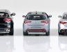 Gleich alle drei aktuell lieferbaren Alfa Romeo bringt Minichamps aus Aachen zeitnah als 1:87-Verkleinerungen aus Kunststoff