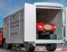 Fährt Ferrari, Maserati und Porsche zum Rennen: der neue Renntransporter von Schuco
