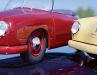"""Lass die Sonne rein: Die Porsche 356 Cabrio """"Gmünd"""" von Schuco als Resinemo"""