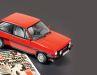 So gut kann ein geschlossenes 1:18-Modell aussehen: Norev hat dem Ford Fiesta XR2 ein kleines Denkmal im Bburagomaßstab gesetzt