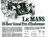 """In den Zwanzigern und Dreißigern be- herrschten die """"Bent- ley Boys"""" die weltbe- rühmten 24 Stunden von Le Mans"""
