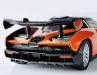 McLaren Senna in 1:24 von Motormax