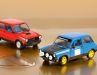 Egal ob Straße oder Renneinsatz: Der  Autobianchi A112  von Solido in 1:18 hat richtige Proportionen