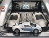 So furios wie das Original: Das 1:12-Modell des Bugatti Veyron 16.4 aus dem Hause Autoart zeigt sehr gelungene Finessen