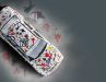 Eine 1:18-Dekoration von Ellen Lohrs  Mercedes-Benz 190 Evo 2 zu zaubern, ist  eine große Herausforderung, der sich Minichamps sehr überzeugend stellt