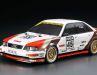 Tamiya liefert noch in diesem Jahr den Audi V8 DTM Evo von Champ Frank Biela als 1:10-RC-Flitzer auf TT-02-Chassis mit Allradantrieb