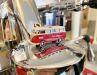 Kaffee- Bus auf Brekina-Basis in H0 (