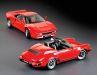 Beim 288 GTO springt das Pferd richtig, beim Porsche Speedster von KK Scale stimmen die Proportionen